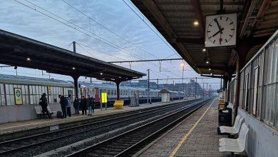صورة أخبار بلجيكا شخص يسقط علي السكة الحديدية وسائق القطار يشعر بالصدمة ؟