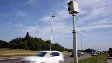 صورة بلجيكا لديها أكبر عدد من كاميرات السرعة من الدول الأوروبية الاخرى