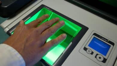 صورة قانون جديد لبصمات الأصابع على بطاقة الهوية البلجيكية 2020
