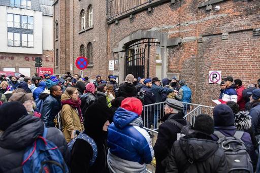 اجراءات اللجوء في بلجيكا