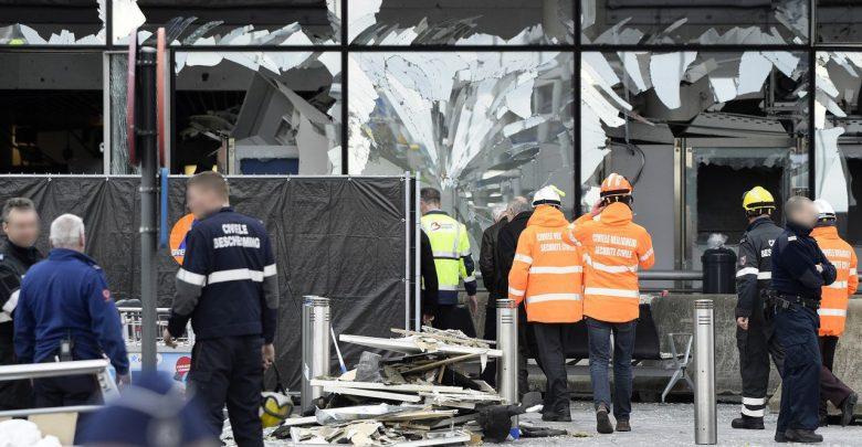 ضحايا الارهاب في المملكة البلجيكية