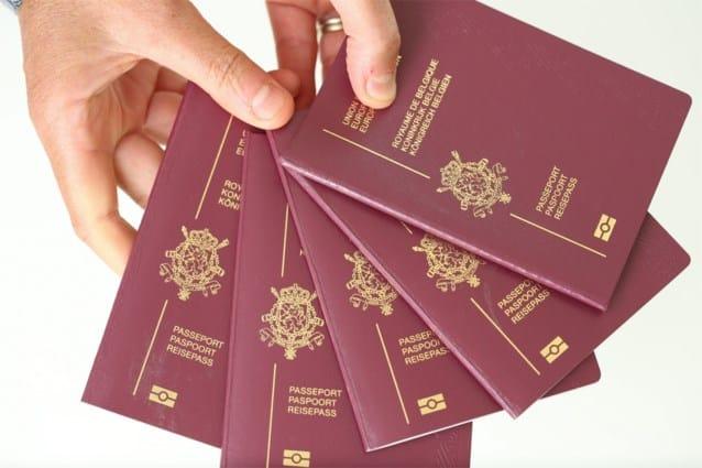 الجنسية البلجيكية 2020