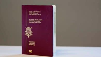 صورة قوة جواز السفر البلجيكي وشروط اصداره في عام 2020