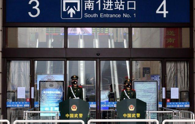 فيروس الكورونا في الصين