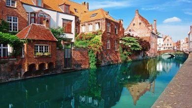 صورة بالصور مدينة بروج في بلجيكا وما هي أهم المناطق السياحية فيها في عام 2020