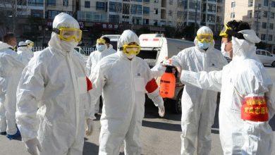 صورة فيروس كورونا ينتشر الآن بأعداد كبيرة في السجون الصينية