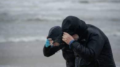 صورة حالة الطقس في بلجيكا اليوم وتوقع رياح قوية في جميع أرجاء بلجيكا