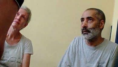 صورة زوجان من الشياطين بعد 23 عام يدخلان بلجيكا مرة أخري الي السجن .
