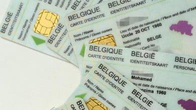 صورة الحكومة في بلجيكا توافق علي اخفاء مكان الميلاد من الهوية 2020
