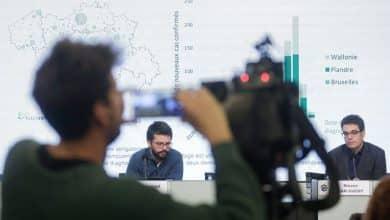 صورة اخبار بلجيكا 24 ساعة وفاة 7 جدد بسبب فيروس كورونا في بلجيكا