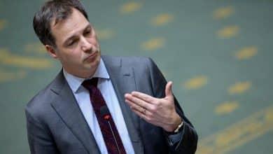صورة اخبار بلجيكا وزير المالية البلجيكي ألكسندر دي كرو يعلن تأخير دفع الضرائب