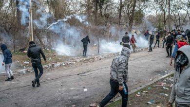 صورة تركيا تقوم بنشر ألف ضابط من الشرطة الخاصة لمنع رجوع اللاجئين الي تركيا