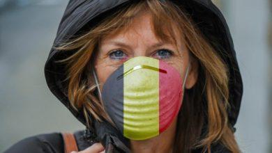 صورة أخبار بلجيكا اليوم الخميس كم عدد الوفيات والاصابات بسبب كورونا