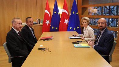 صورة الاتحاد الأوروبي يتفق مع تركيا علي اعادة النظر في اتفاقية اللاجئين السابقة