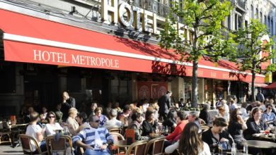 صورة كيف سينتهي أحد أشهر فنادق مدينة بروكسل قريبا