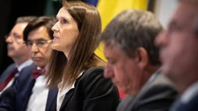 صورة مجلس الأمن القومي البلجيكي يقوم بتحديد الاجراءات الجديدة