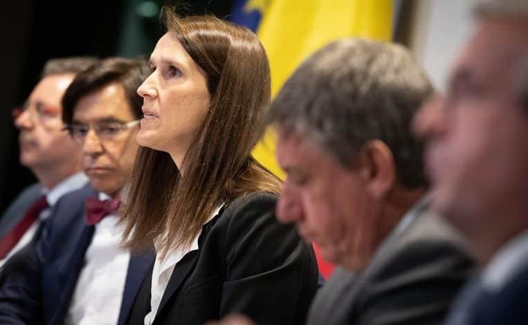 مجلس الأمن القومي البلجيكي