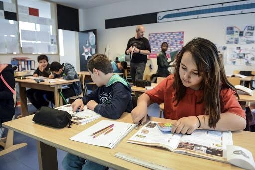 التعليم في بلجيكا