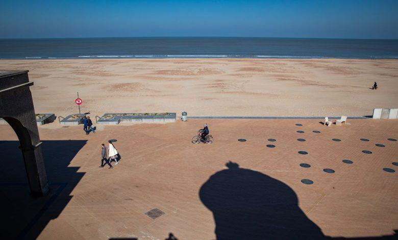 الساحل البلجيكي غرب فلاندرز