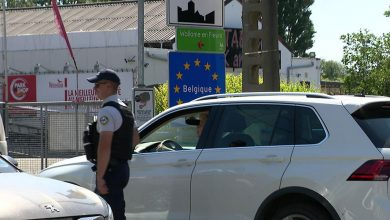صورة هل تسري قواعد فتح الحدود البلجيكية مع فرنسا