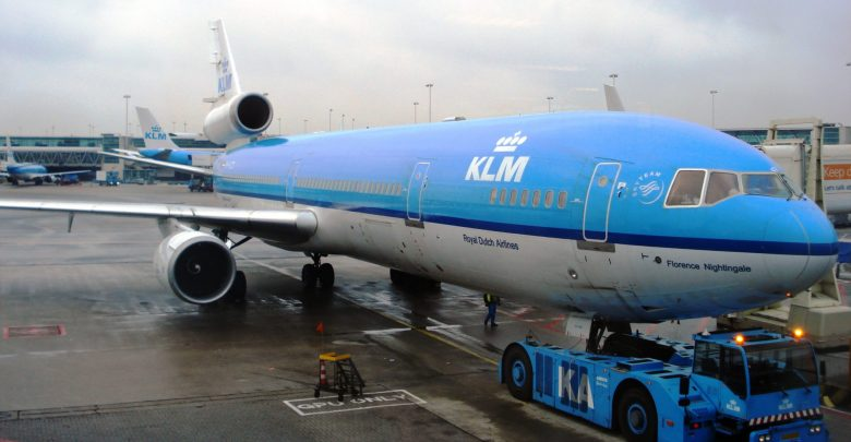 خطوط الطيران الهولندية