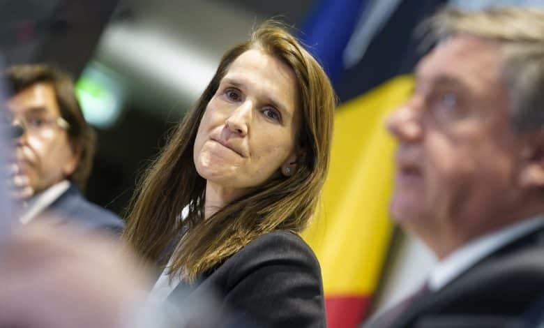 رئيسة الوزراء البلجيكية