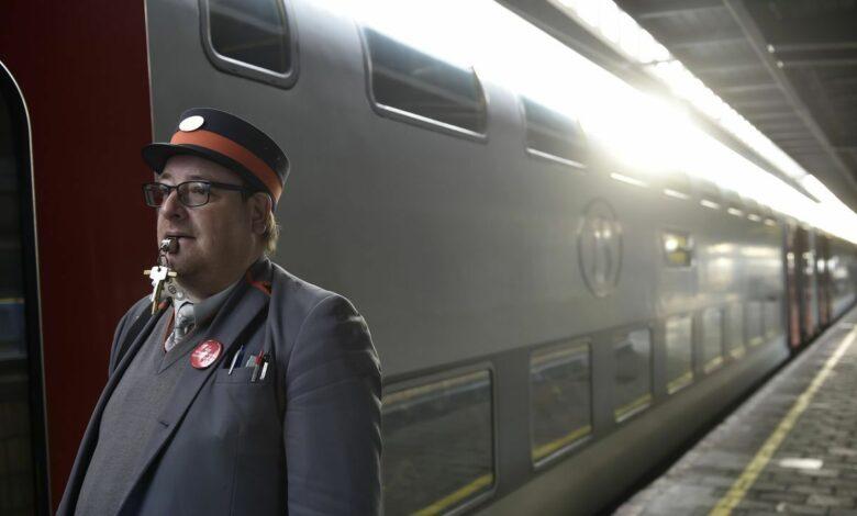 شركة القطارات البلجيكية
