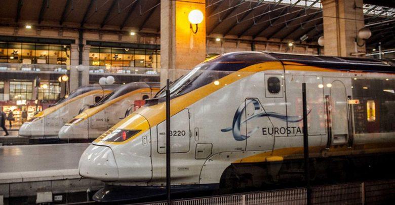 يورو ستار للسكك الحديدية