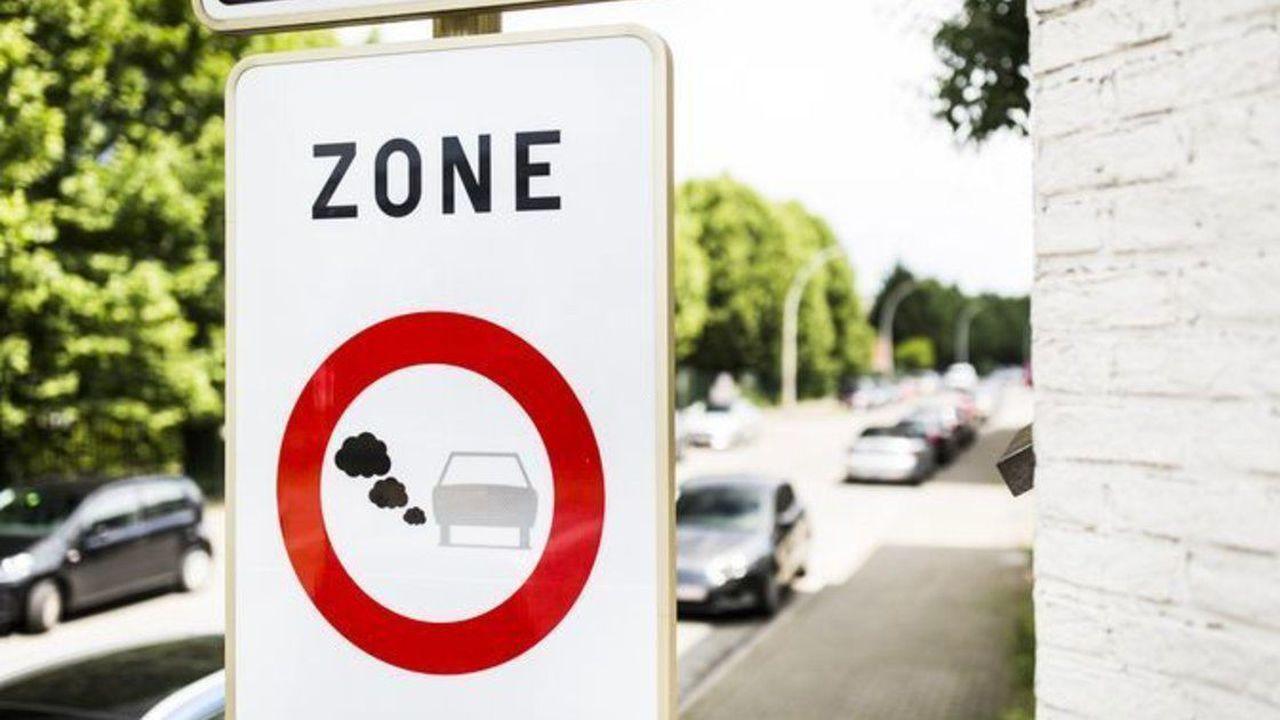 مناطق حظر الانبعاثات