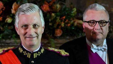 صورة اصابة أحد أفراد عائلة الملك البلجيكي فيليب بفيروس كورونا