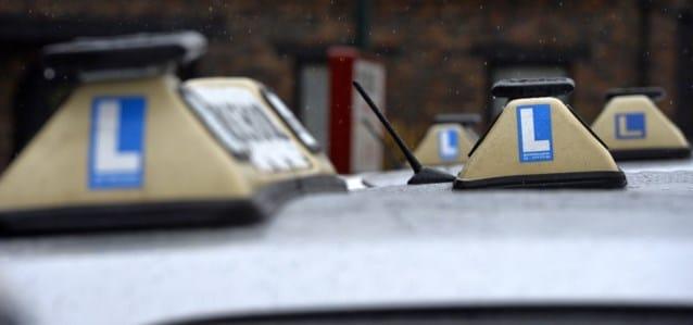 رخصة قيادة مؤقتة