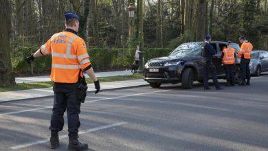 صورة ما هو المسموح للتنقل بالسيارة ابتداءا من يوم الاثنين في بلجيكا
