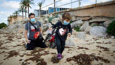 صورة كم عدد الوفيات والاصابات اليوم الأحد بسبب فيروس كورونا في ايطاليا وبريطانيا