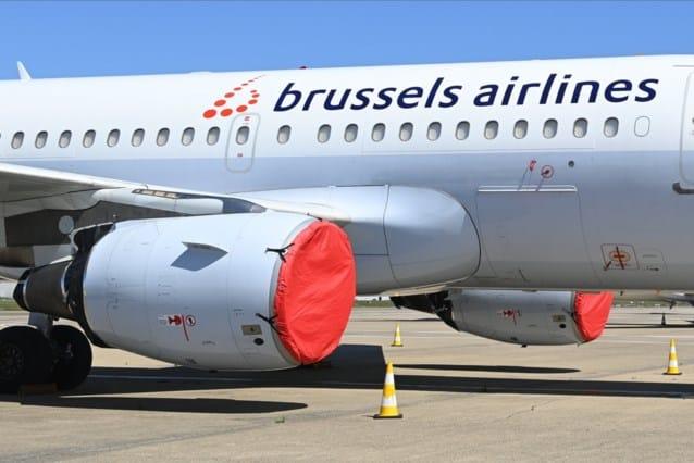 طائرة بروكسل