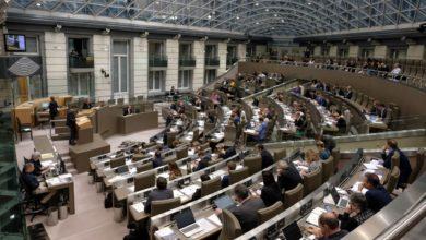 صورة قرار الأحزاب الحكومية الفلمانية بشأن الوافدين الجدد
