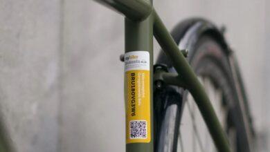 صورة كيف تحارب بروكسل ظاهرة سرقة الدراجات