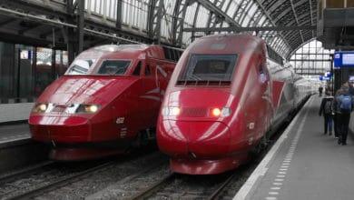 صورة تفاصيل حركة القطارات بين بلجيكا وفرنسا وهولندا في الفترة المقبلة