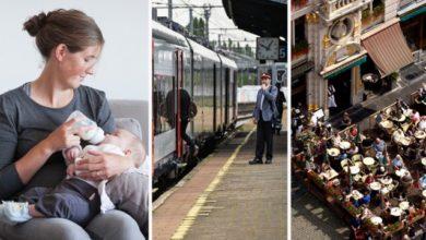 صورة كيف أحصل على تذاكر قطار مجانية في بلجيكا وما هي القرارات الجديدة
