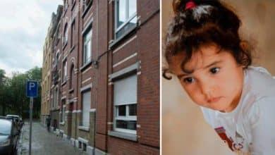 صورة وفاة طفلة من أصول عربية بعد سقوطها من النافذة في بلجيكا