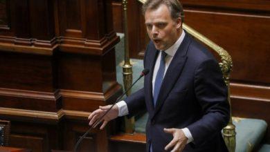 صورة وزير الخارجية البلجيكي دي باكر بلجيكا مستعدة للموجة الثانية من فيروس كورونا