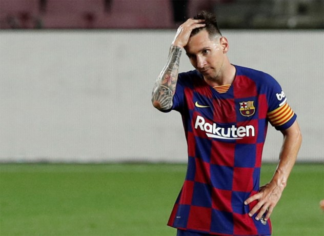 Photo of ميسي ينهي مفاوضات عقده مع نادي برشلونة الاسباني