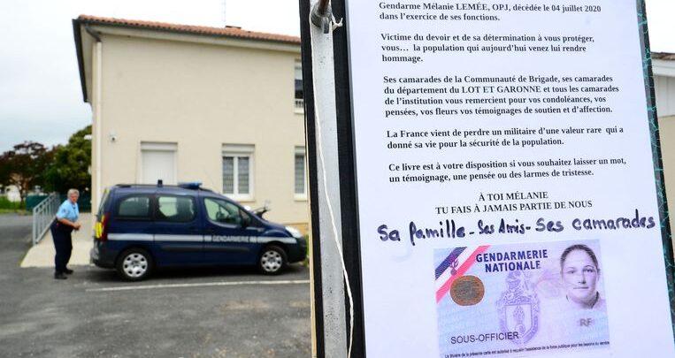دهس شرطية في فرنسا