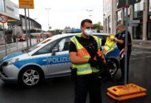 صورة أخبار ألمانيا اليوم سائق سيارة يدهس سبعة على خط المشاة في برلين