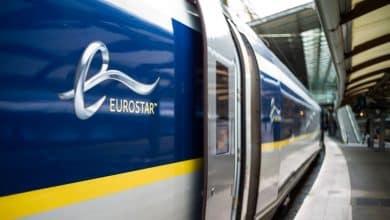 صورة متى تستأنف شركة القطارات يوروستار بين لندن وأمستردام وبروكسل