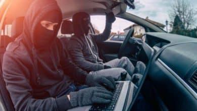 صورة طريقة ذكية واحترافية يقوم بها اللصوص بسرقة السيارات في بلجيكا
