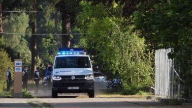 صورة اصابة اثنان بجروح طفيفة في مركز اللجوء في مدينة دامي البلجيكية