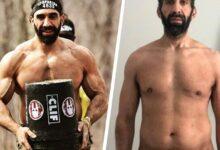 Photo of أمريكي من أصول عربية يخسر 27 كيلو جرام بسبب فيروس كورونا
