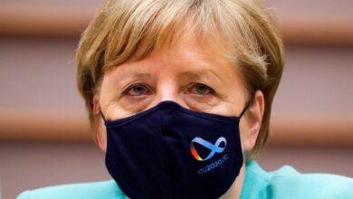 Photo of ميركل يجب على الاتحاد الأوروبي أن يشكل جبهة واحدة للخروج أقوى من الأزمة