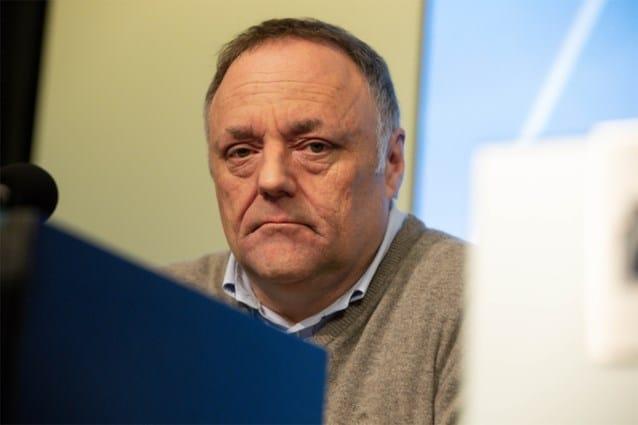 عالم الفيروسات البلجيكي مارك فان رانست