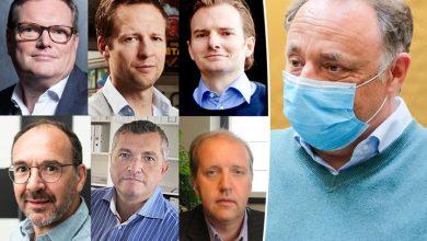 صورة ستة رجال أعمال يريدون مقاضاة مارك فان رانست بسبب تصريحات متهورة